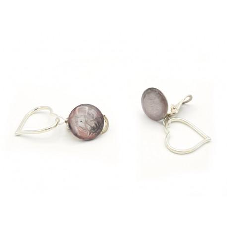 Boucles d'oreille clips 11