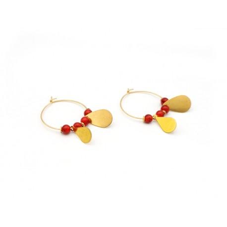 Boucles d'oreille pour femme 307