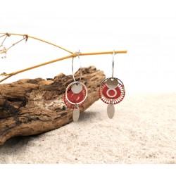 Boucles d'oreille créoles 432
